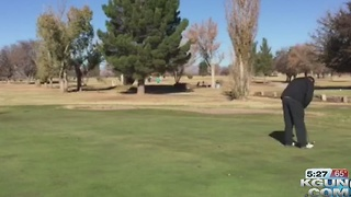 Douglas man sinks $10,000 putt - Video