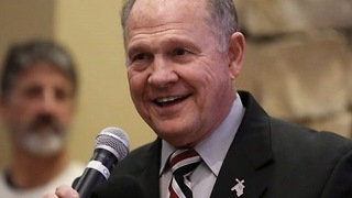 Despite Establishment Efforts, Losing Endorsements; Moore Up 6 Pts In Alabama Race - Video