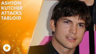 Ashton Kutcher accused of cheating... with cousin - Video