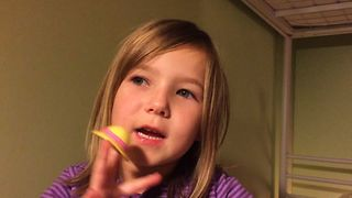 The Secret To A Healthy Diet As Told By A Kid - Video
