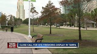 Tampa New Year's Eve - Video