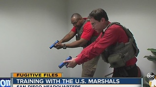 Training with the U.S. Marshals - Video