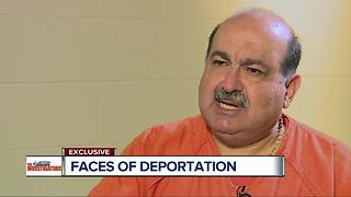 Exclusive: Jailhouse interview with Metro Detroit man facing deportation - Video