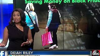 Tips for saving money on Black Friday - Video