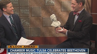 Chamber Music Tulsa celebrates Beethoven - Video