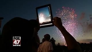 Obeying the law when it comes to Fireworks - Video