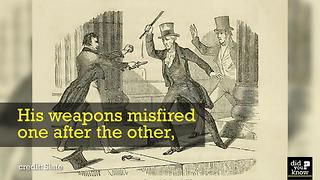 The 1st Presidential Assassination Attempt Was a Monumental Fail-Gasm