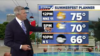 Brian Gotter's Thursday 10pm Storm Team 4cast - Video