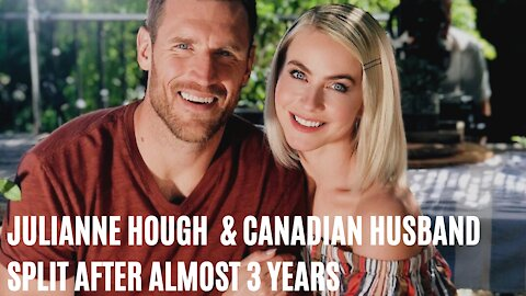 Julianne Hough & Canadian Husband Brooks Laich Split After Nearly 3 Years Of Marriage
