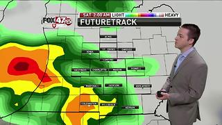 Dustin's Forecast 7-19 - Video