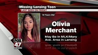 Lansing Police want help locating missing teen - Video