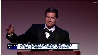 WXYZ staff earns eight awards at 39th Michigan Emmy Awards - Video