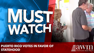 Puerto Rico votes in favor of statehood - Video