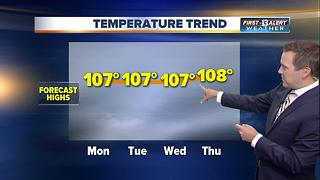 13 First Alert Weather for July 10 2017 - Video