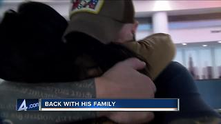 Milwaukee musician finally home from Abu Dhabi - Video