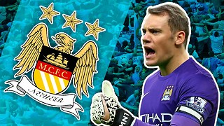 Manuel Neuer to join Manchester City for £55m? | Transfer Talk - Video