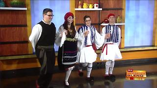 Opa! A Preview of Greek Fest 2017 - Video