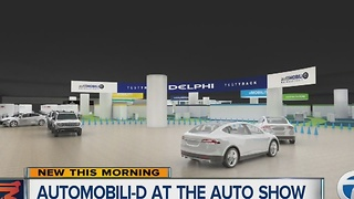 AutoMobili-D Preview - Video