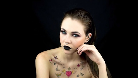 Showcase your dark side in this alter-ego makeup tutorial