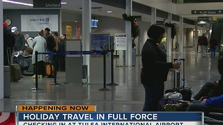 Thousands of Oklahomans expected to travel this weekend for the holidays - Video