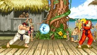 10 Kick-Ass Facts About Street Fighter - Video