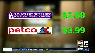 Where to find the best prices on pet supplies - Video
