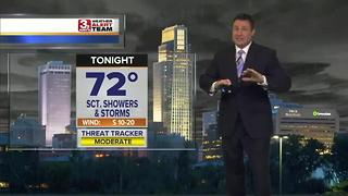 Tonight,s forecast - Video