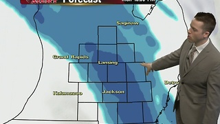 Dustin's First Alert Forecast 1-9 - Video