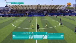 Barcelona Youngster Scores Outrageous Midfield Wonder Goal - Video