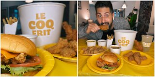 Montreal's Newest Fried Chicken Spot Is Now Available For Takeout