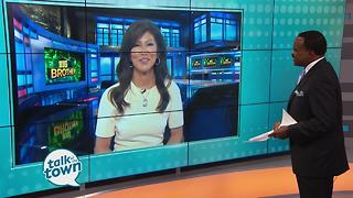 Julie Chen Previews the Big Brother Live Eviction Show - Video