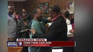Detroit man to be released after being wrongfully convicted - Video