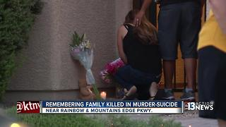 Remembering family killed in murder-suicide - Video