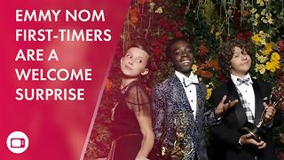 Emmy noms 2017: A rapper and a Stranger Things comeback - Video