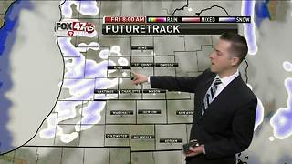 Dustin's Forecast 12-27 - Video