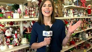 Holiday decorating on a budget - Video