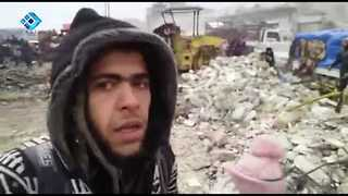Gunfire Rings Out as Opposition Activist Videos Aleppo Evacuation - Video