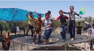Mosul Children Joyfully Celebrate Eid al-Fitr Away From Islamic State - Video