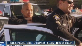 Senate to review bill to rename Post Office after fallen Officer Jonathan DeGuzman - Video