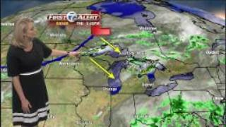 Tracking rain and storms - Video