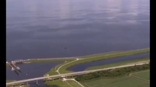 Major moves for the Helbert Hoover Dike - Video
