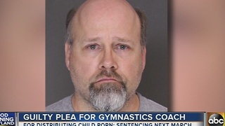Gymnastics coach pleads guilty to distributing child pornography - Video