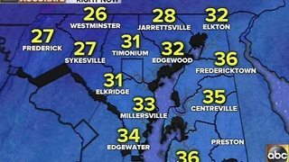 Wind chill causing frigid temperatures Thursday