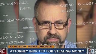 Nevada attorney indicted on theft and exploitation charges - Video