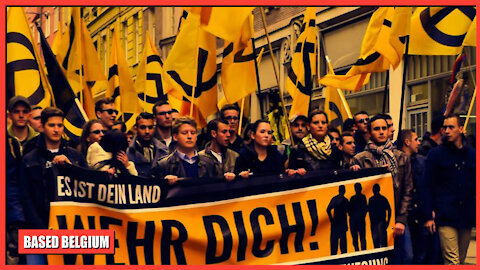 The Austrian government wants to ban the symbol of Generation Identitaire