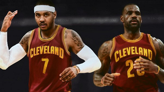 Carmelo Anthony to the Cavs Next Year? - Video
