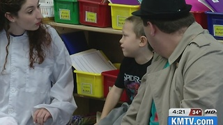 IN THE CLASSROOM: Council Bluffs students learn citizenship skills through the arts - Video