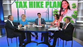 The Five debate Alexandra Ocasio-Cortez 70% tax rate proposal