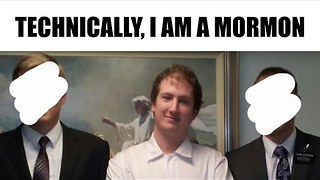 British Man Trolls Mormon Missionaries to Completion - Video