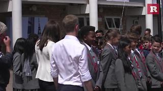 Kate Middleton shares Prince George's nickname for the queen | Rare People - Video